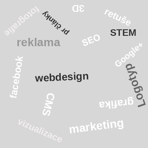 Webdesign Brno, Marketing, SEO